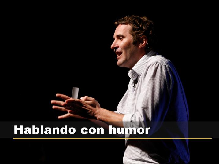 Incorporar anécdotas humorísticas y chistes en un discurso para mejorar su introducción, cuerpo o conclusión.