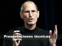 Presentaciones técnicas