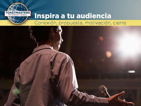 Conecta con tu audiencia, motívala o desafíala a adoptar sentimientos, valores y metas más altas y nobles.