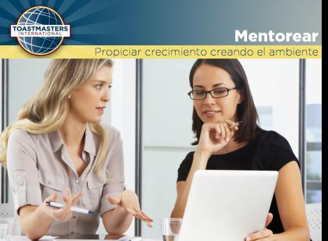 Desarrolla y pon en práctica un programa de mentoría.