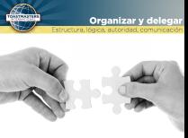 Aplica los pasos para una delegación efectiva.