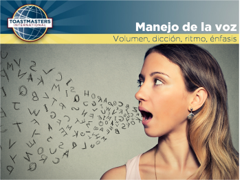 Usa el volumen, tono, velocidad y calidad de la voz para reflejar y agregar significado e interés a tu mensaje. Utiliza pausas y diversidad vocal.