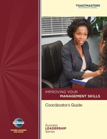 Improving your management skills